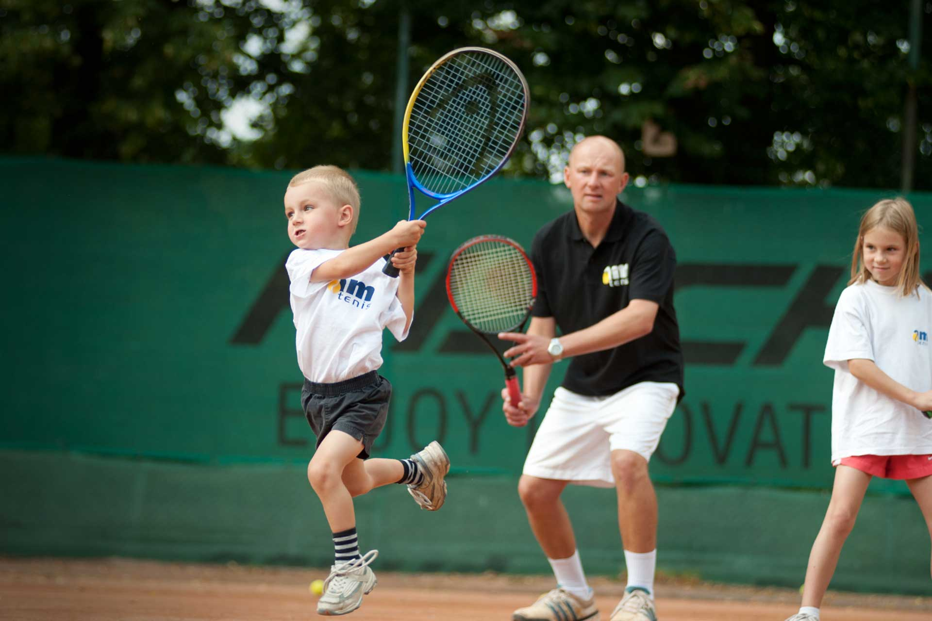Przez tenis do Zdrowia