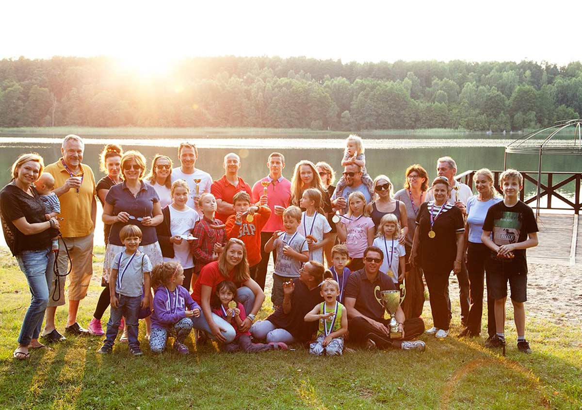 Rodzinny Obóz Tenisowy 2020